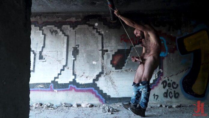 Kinkmen: Ricky Larkin - BDSM Solo 1