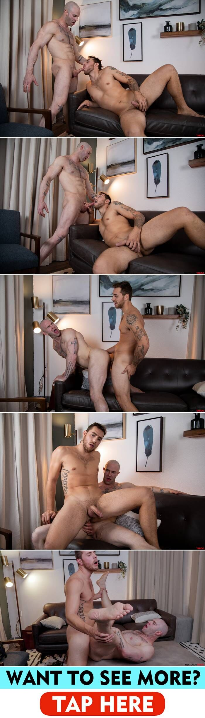 Christian Cayden & Carter Woods - Next Door Taboo