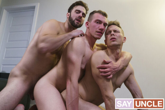 SayUncle: Ethan Chase, William Moore & Gabriel Clark 1