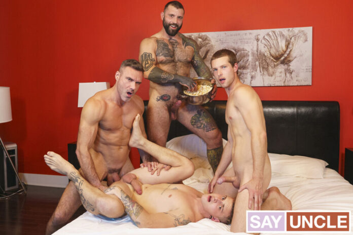 Benjamin Blue, Harvey Sid, Manuel Skye & Markus Kage - TwinkTrade 1