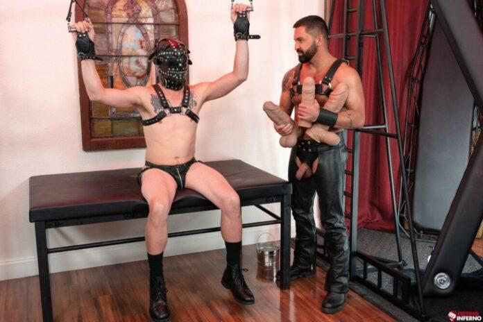 Dominic Pacifico & Alex Killian - Daddy's Fist 2