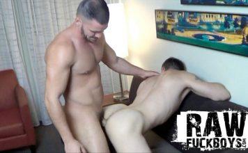 Raw Fuck Boys: Brogan Reed & Mikah Lake 1
