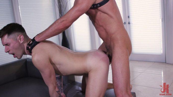 Zak Bishop & Trent Summers - Bareback & BDSM for Kinkmen 1