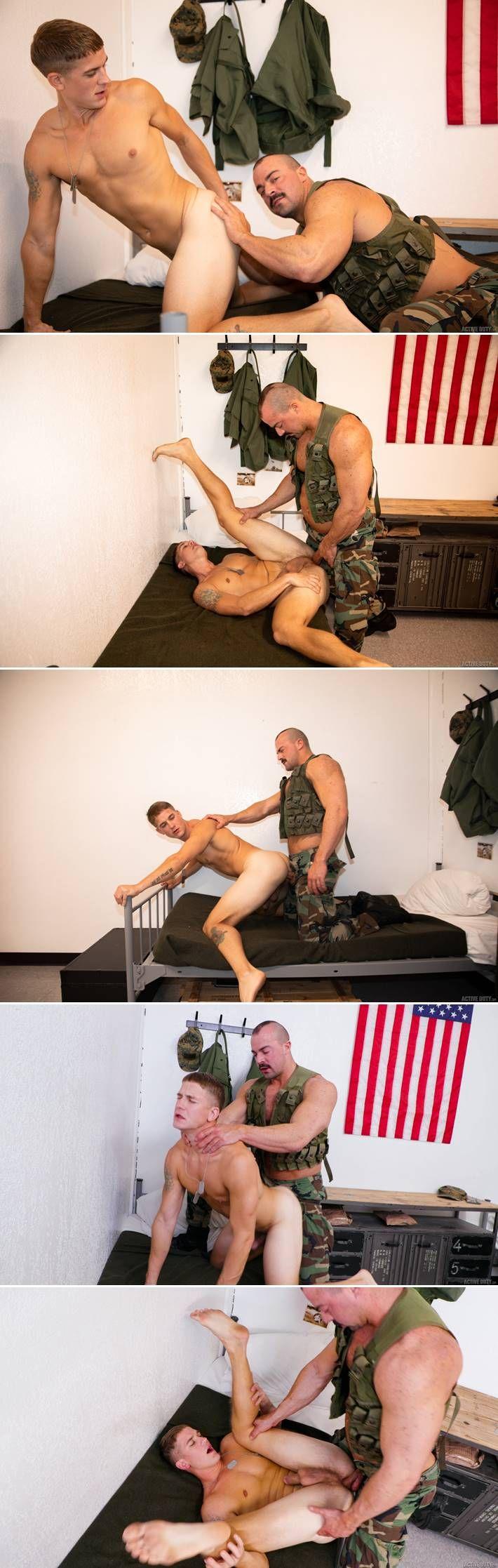 Active Duty: Alex James & Brandon Anderson