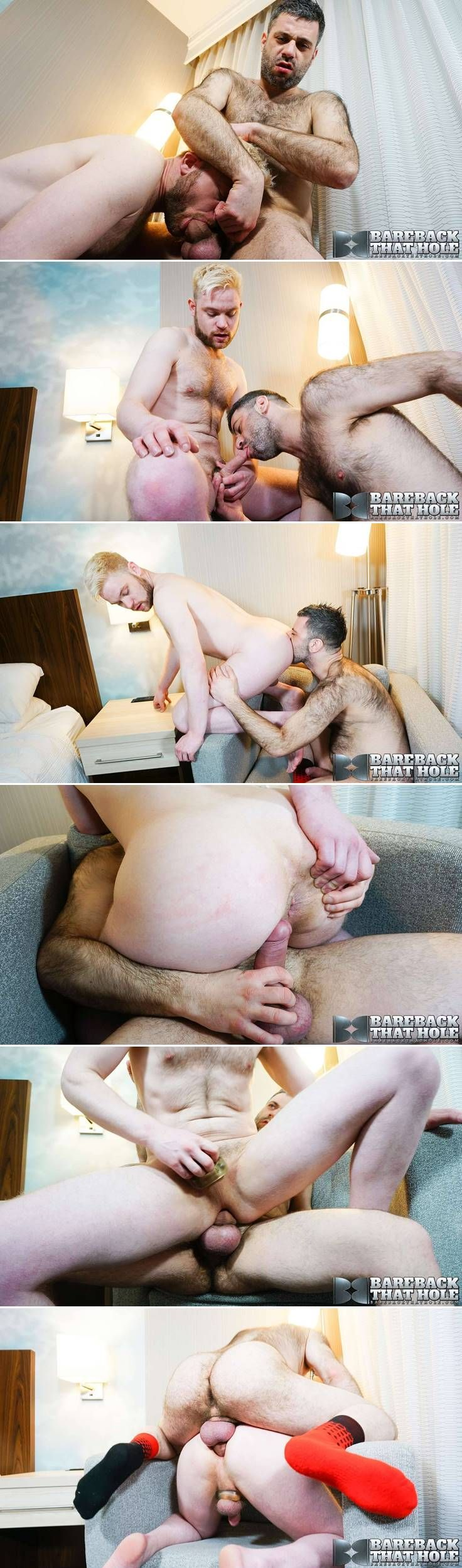 Bareback That Hole: Ducky & Will Price