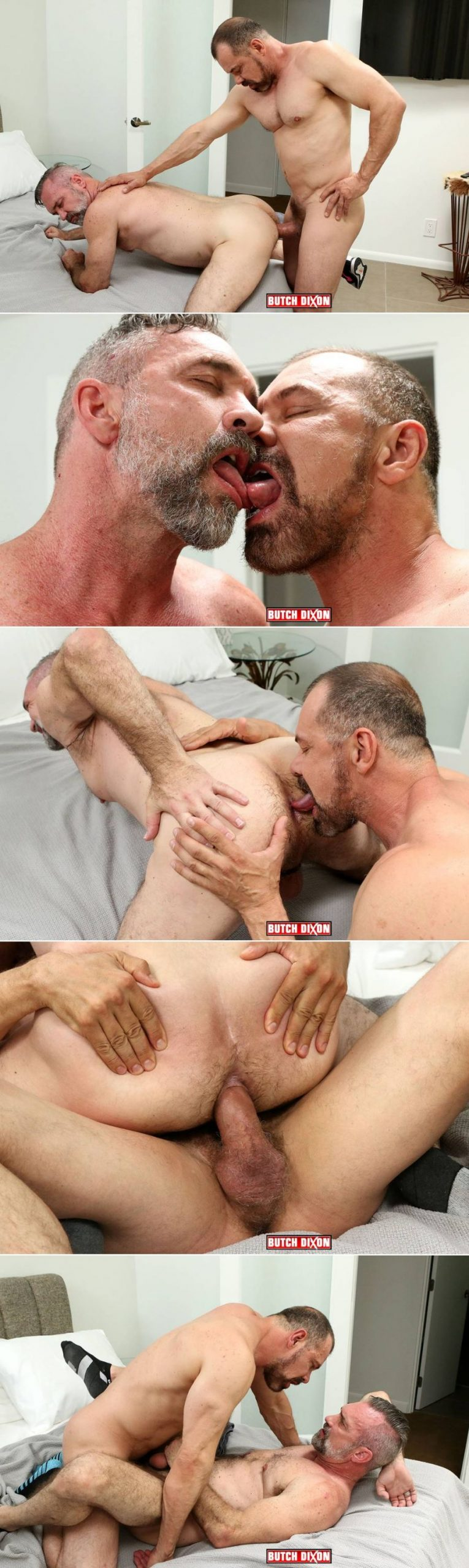 Butch Dixon: Max Sargent & Peter Rough
