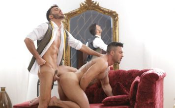 MEN: Andy Star Gets Drilled By Pol Prince 1
