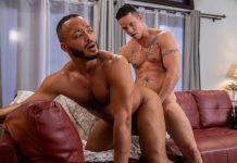 Noir Male: Nic Sahara & Dillon Diaz 1