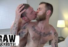 Raw Fuck Boys: Ryan Powers & Lee Buttons 2