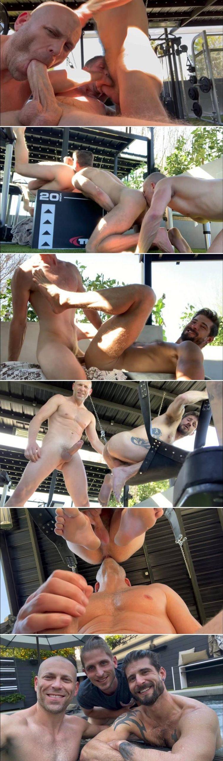 The Big C Men: Cory & Jared Breed Sean Maygers 1