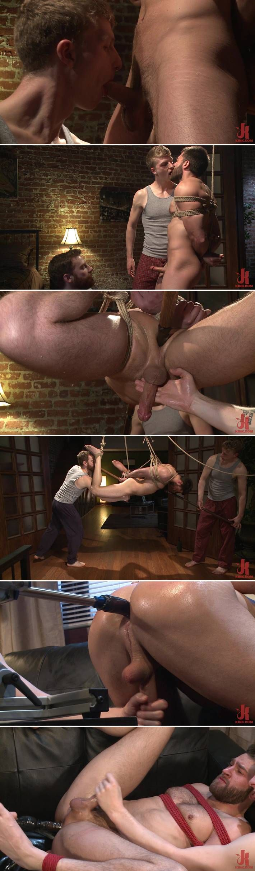 Kinkmen: BDSM with Abel Archer, Branden Forrest & Sebastian Keys