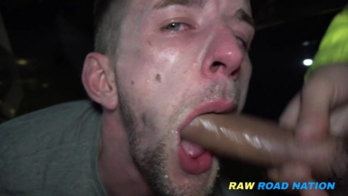 Raw Road Nation: James Dean Barebacked By Marco 1