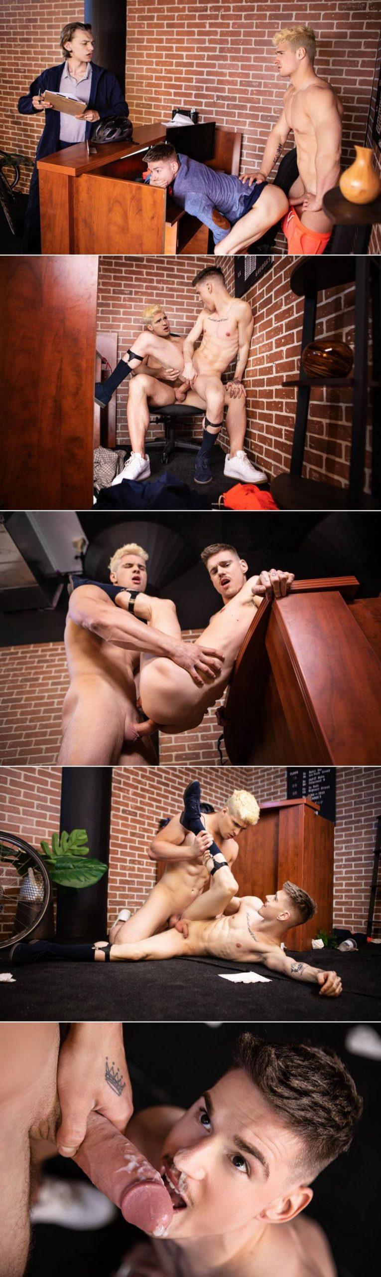 Free Wheeler Fuck: Malik Delgaty & Lev Ivankov