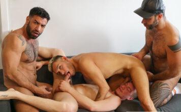 Mateo Torres, Mateo Zagal, Teddy Torres & William Moore 1