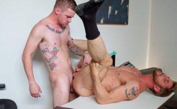 Ryan Jordan & Johnny Ford - Next Door Taboo 1