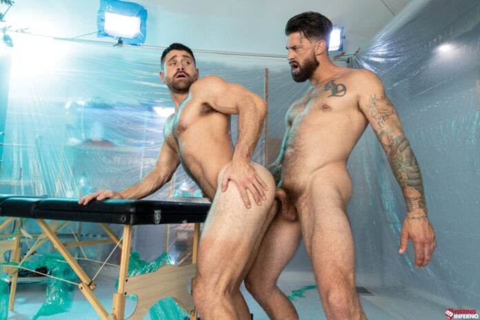 Beau Butler & Alpha Wolfe - Wrapped: Gay BDSM 1