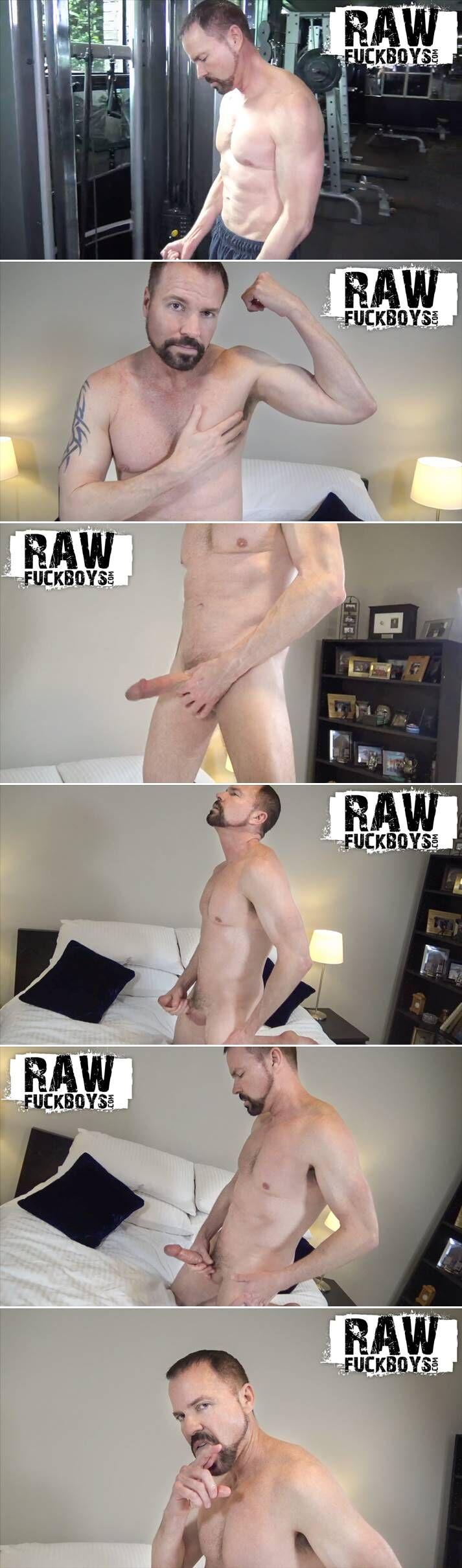 Jason Sparks Solo - Raw Fuck boys