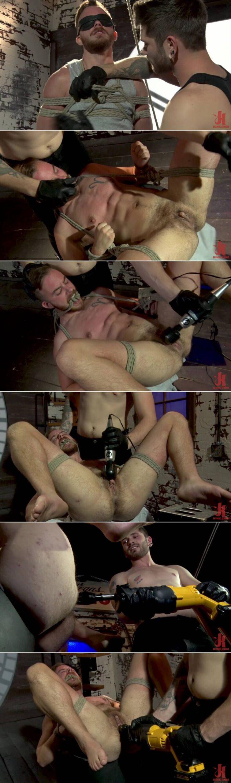 Kinkmen: Tyler Castle & Luke Hudson - Gay BDSM