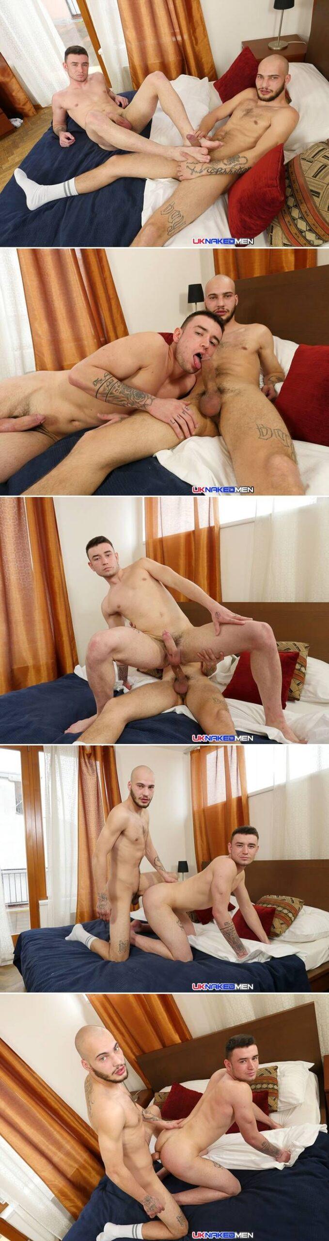 UK Naked Men: Alan Davis & Simon Best
