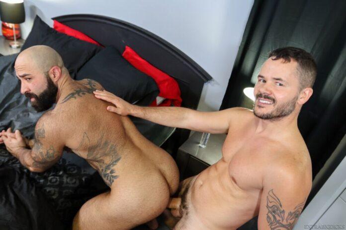 Valentin Petrov & Atlas Grant - Pride Studios 1