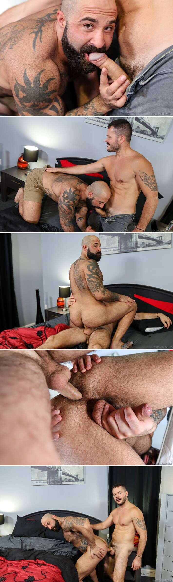 Valentin Petrov & Atlas Grant - Pride Studios