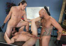 Bottomless Cafe: Brian Bonds, Drew Sebastian & Tony Orlando 1