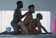 Threesome With Dillon Diaz, Devin Trez & Zeno Rey 1