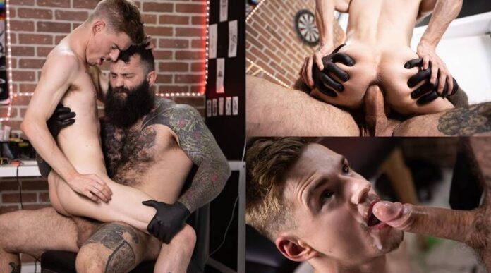 Bromo: Markus Kage & Lev Ivankov - Tied & Tatted 1