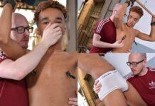 Elio Amari & Sean Taylor - Part 1: Nipple Torment 1