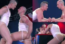 Fisting Foursome With Axel Abysse & Sam Syron 1