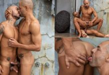 Jottae Barebacks Patrick Garcia - Raw Hole 1