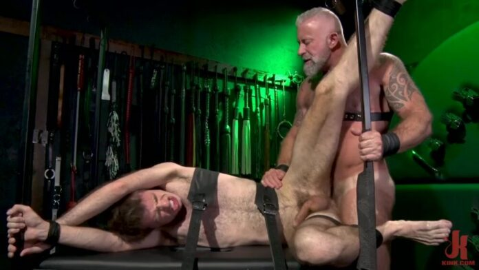 Leather Daddy Lance Charger Charges Maxx Monroe 1