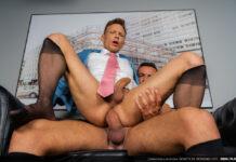 Men At Play: Ethan Chase & Sir Peter 1