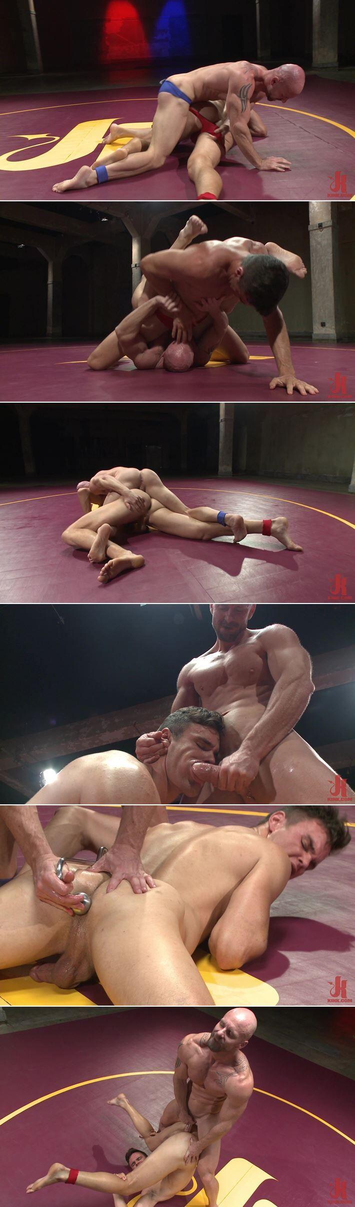 Naked Kombat: Mitch Vaughn & Beau Reed