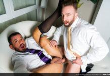 Men At Play: Joe Gillis & Manuel Scalco 1