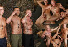 Soldiers Brandon Anderson, Niko Carr & Hugo Santana Do It 1